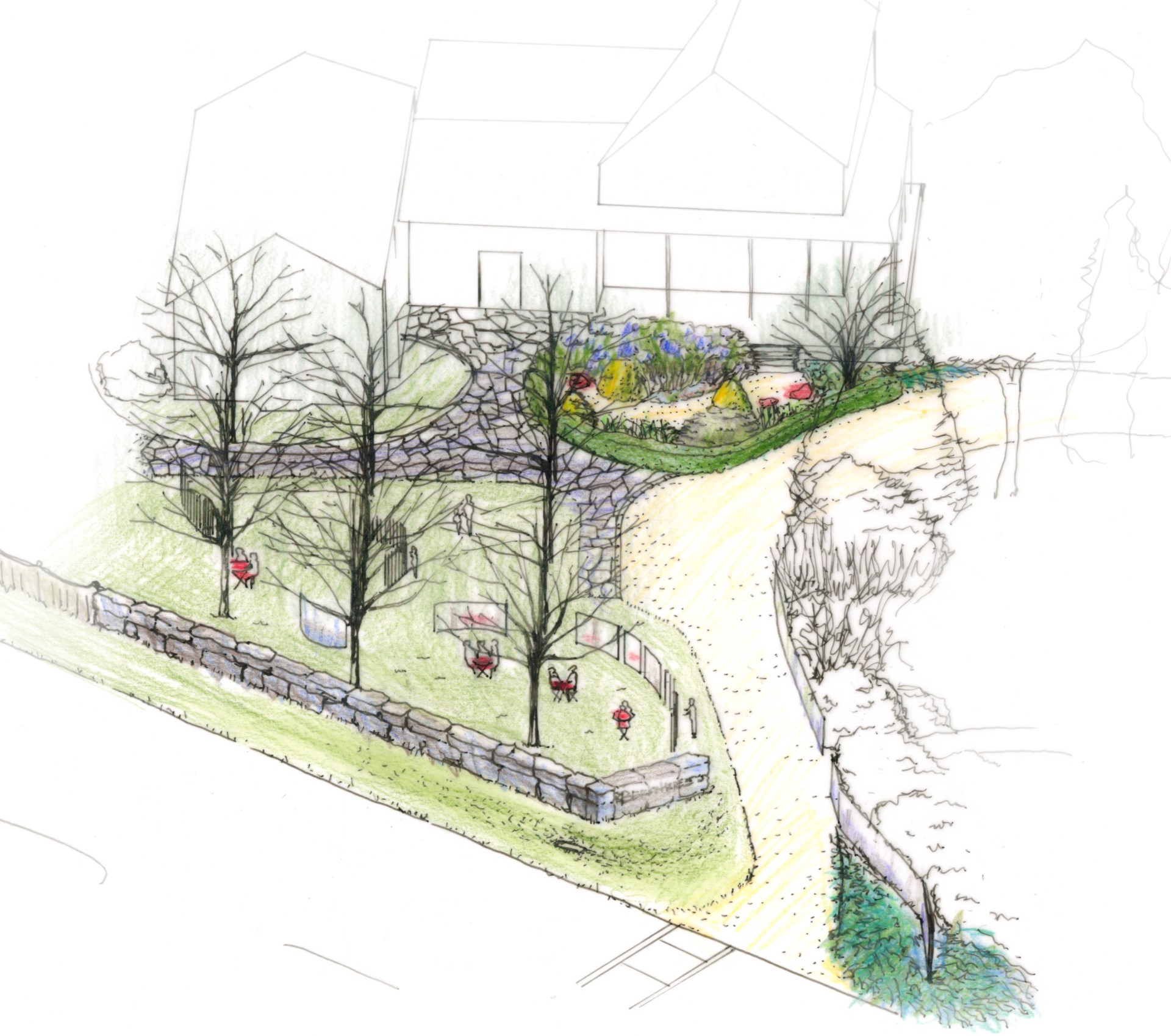 Landscape Architecture Students Awarded Honorable Mention ...
