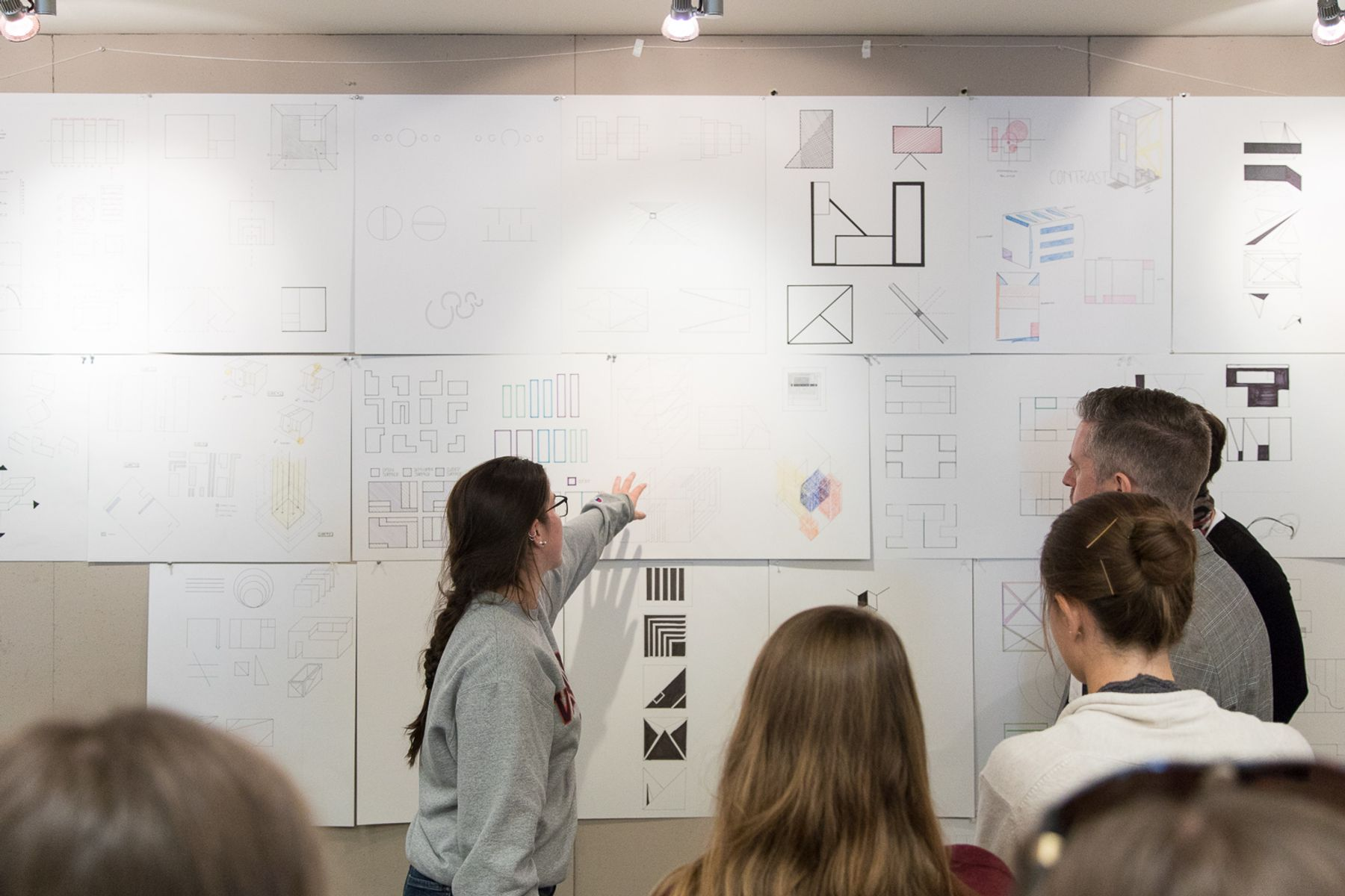 Introduction To Interior Design School Of Architecture Design Virginia Tech