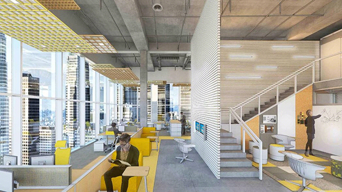 Interior Design Student Receives Top Prize In Steelcase Next Student Design Competition School Of Architecture Design Virginia Tech