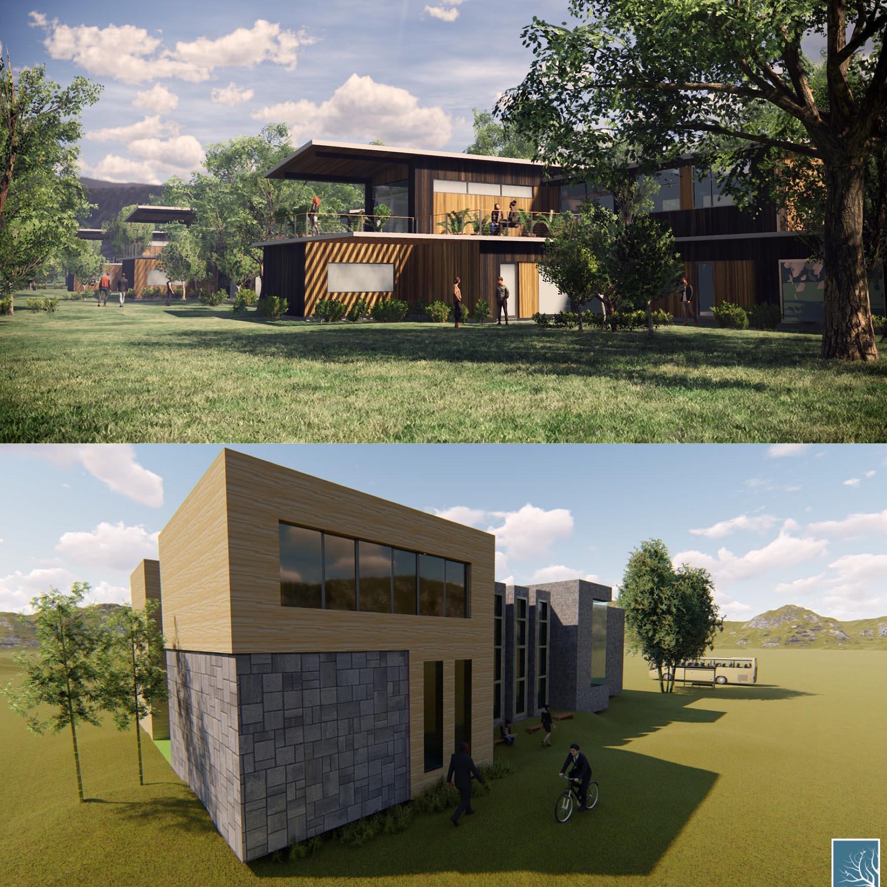 Ideas Scholarship 2019 Virginia Tech Solar Decathlon Design Competition Crowdfunding · school of